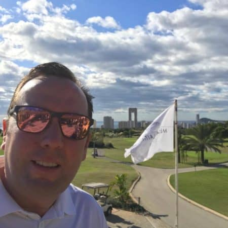 Glen from Union Jack Golf Benidorm