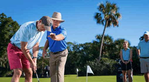 Union Jack Golf Benidorm Golf tuition Benidorm Golf Lessons