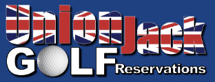 Union Jack Benidorm Golf Holidays Spain Logo