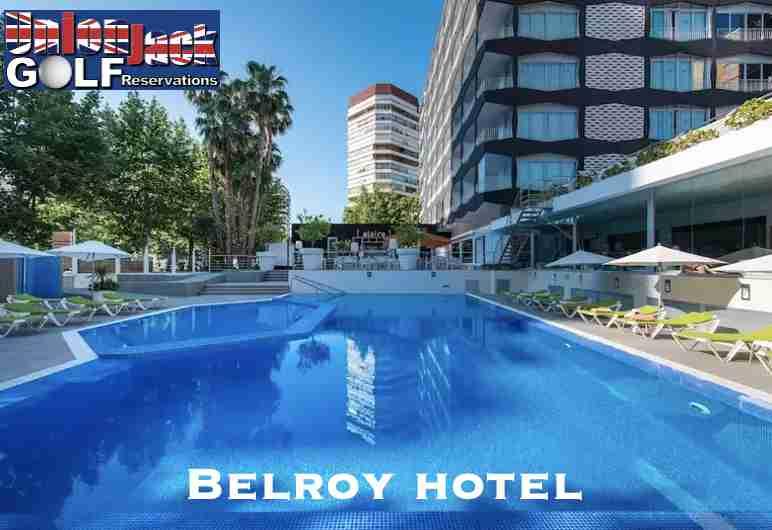 Benidorm Golf Hotel Belroy