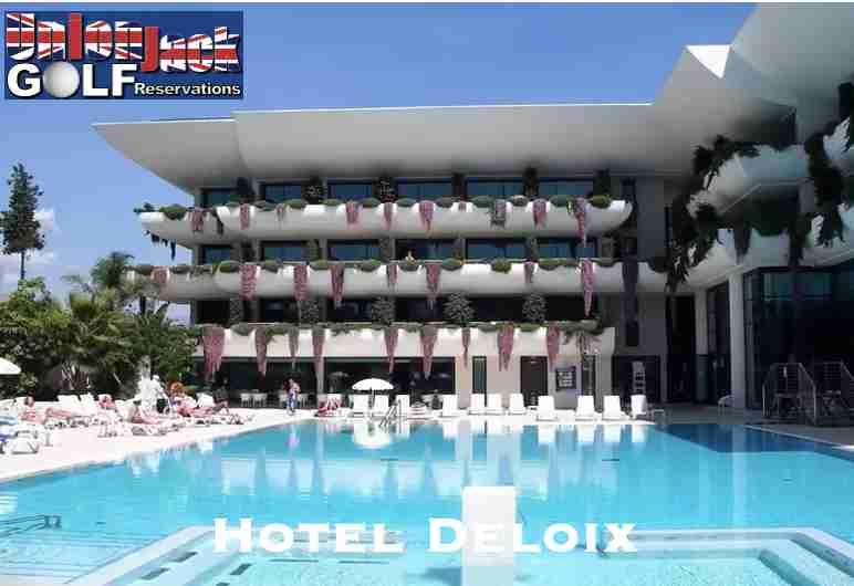 Benidorm Golf Hotel Deloix