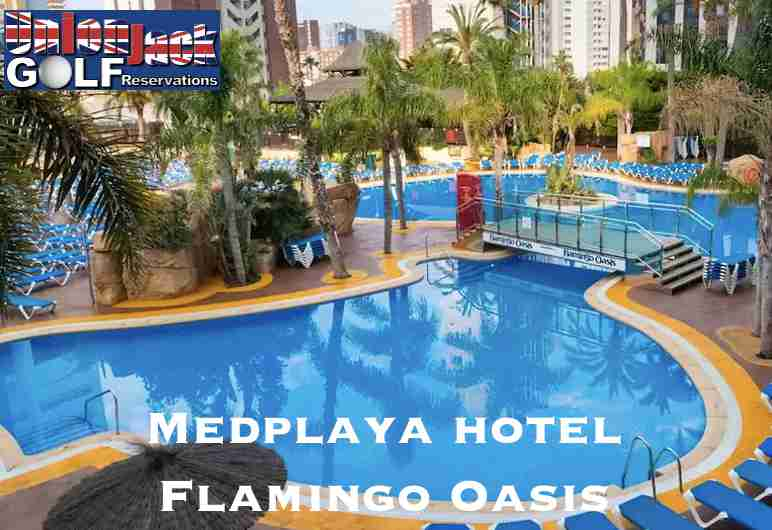 Benidorm Golf Hotel Flamingo Oasis