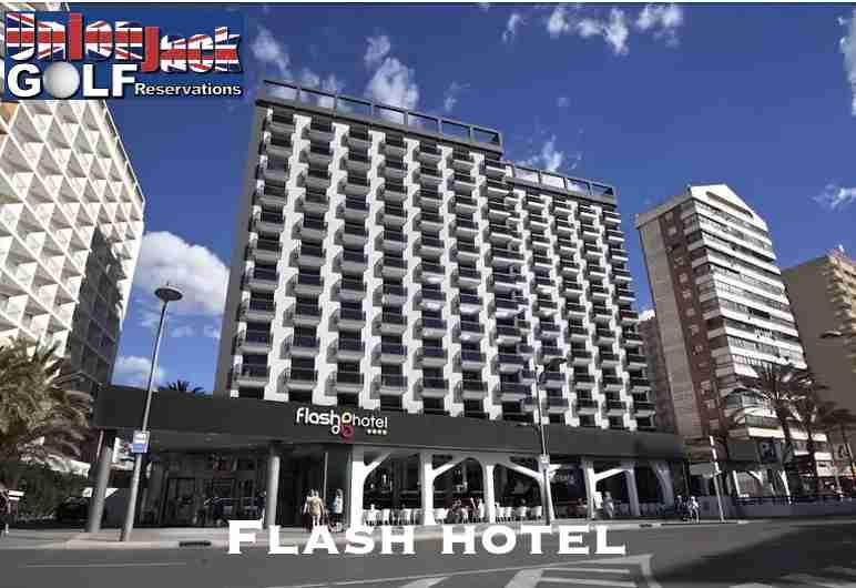 Benidorm Golf Hotel Flash