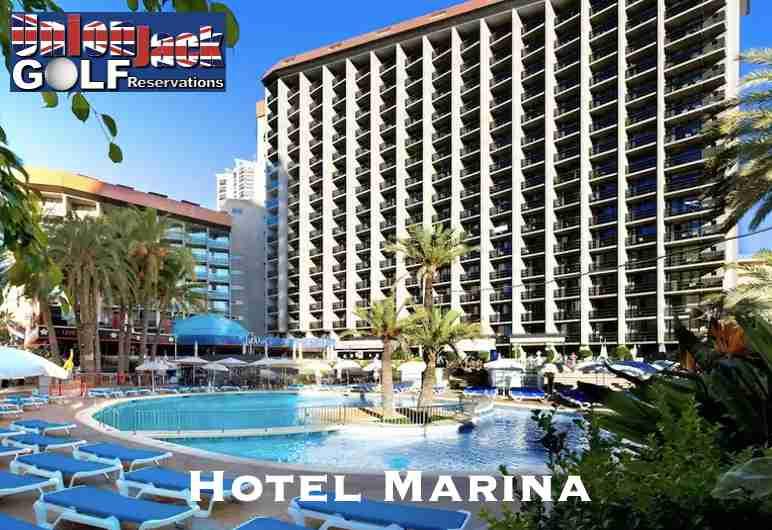 Benidorm Golf Hotel Marina