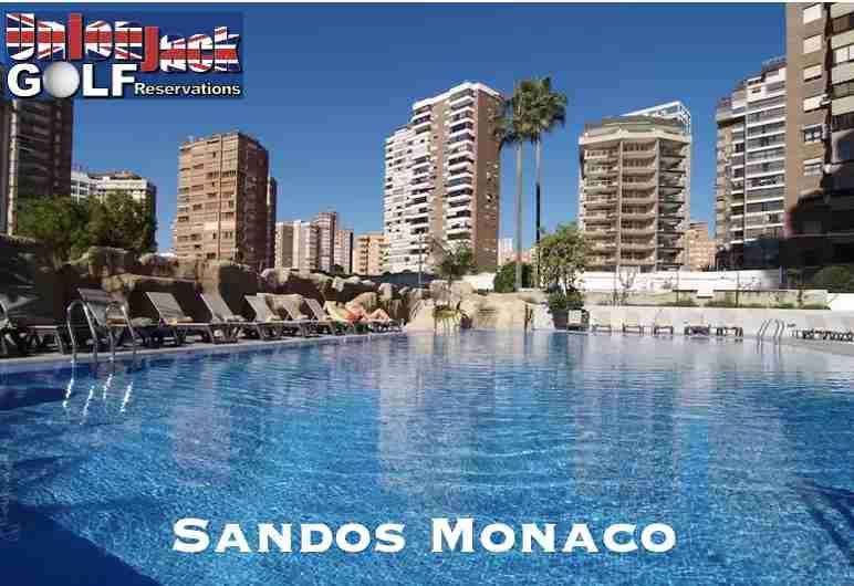 Sandos Monaco Golf Hotel