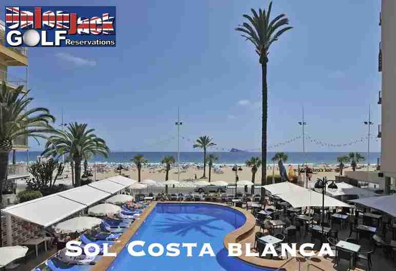 Sol Costablanca Golf Hotel