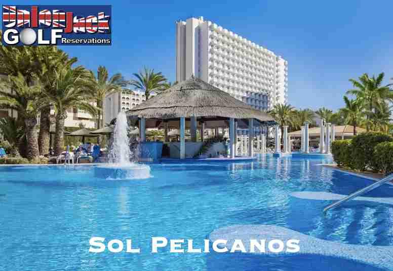 Golf Hotel Sol Pelicanos