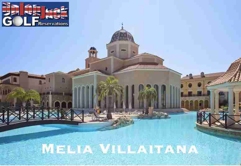 Melia Villaitana Golf Hotel