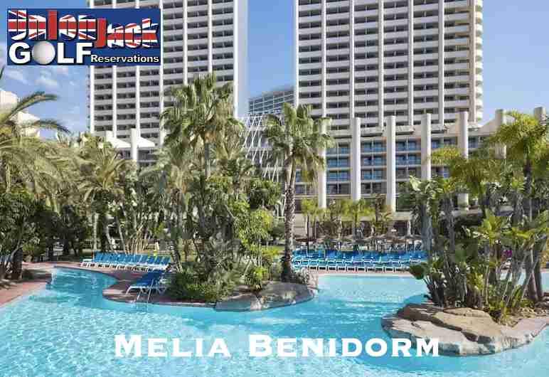 Melia Benidorm Golf Hotel