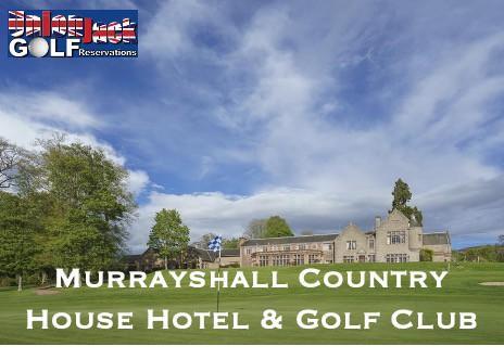 Murrayshall Uk Golf Break Union Jack Golf Main