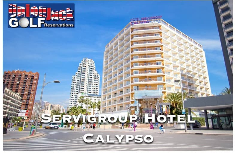Servigroup Hotel Calypso Benidorm Golf Hotel Union Jack Golf Benidorm