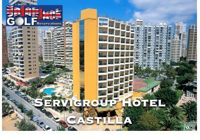 Servigroup Hotel Castilla Benidorm Golf Hotel Union Jack Golf Benidorm