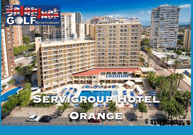 Servigroup Hotel Orange Benidorm Golf Hotel Union Jack Golf Benidorm