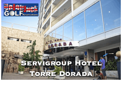 Servigroup Hotel Torre Dorada Benidorm Golf Hotel Union Jack Golf Benidorm