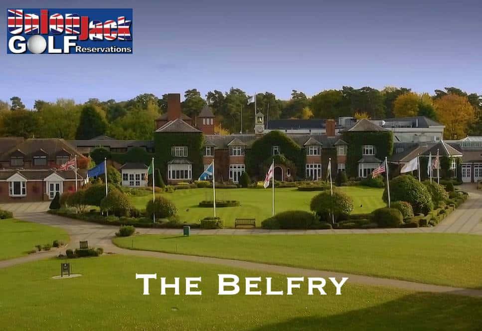 The Belfry Golf Breaks Union Jack Golf Main