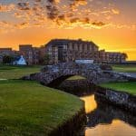 The Old Course Hotel St Andrews Union Jack Golf Front