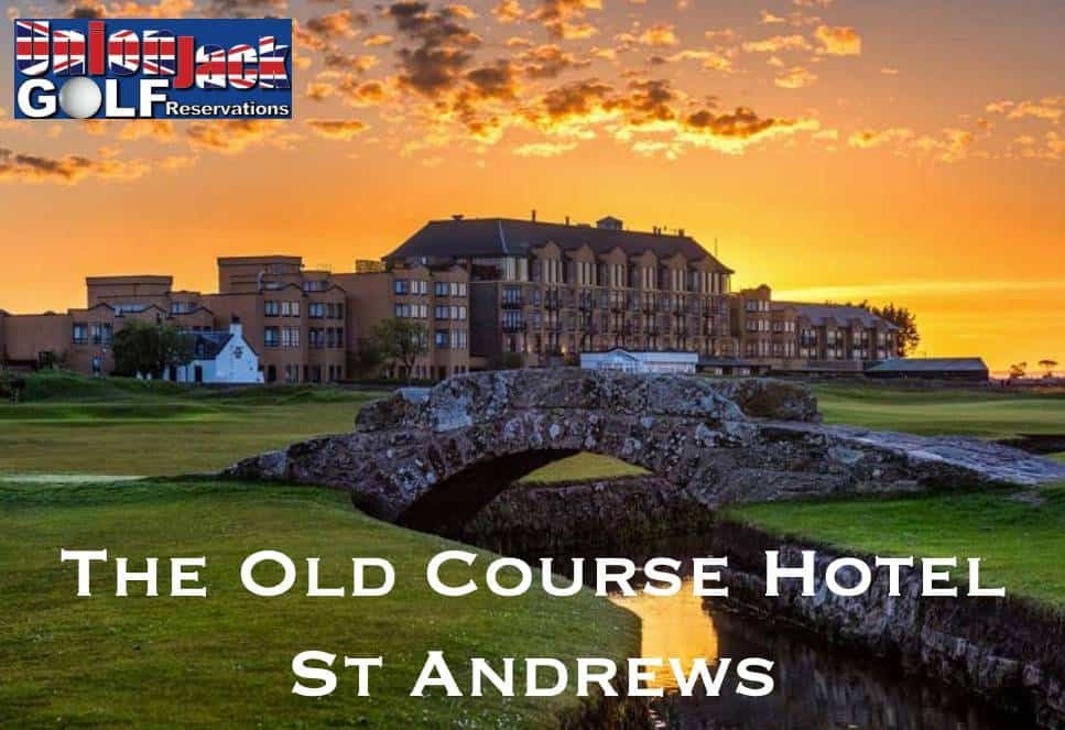 The Old Course Hotel St Andrews Union Jack Golf Main