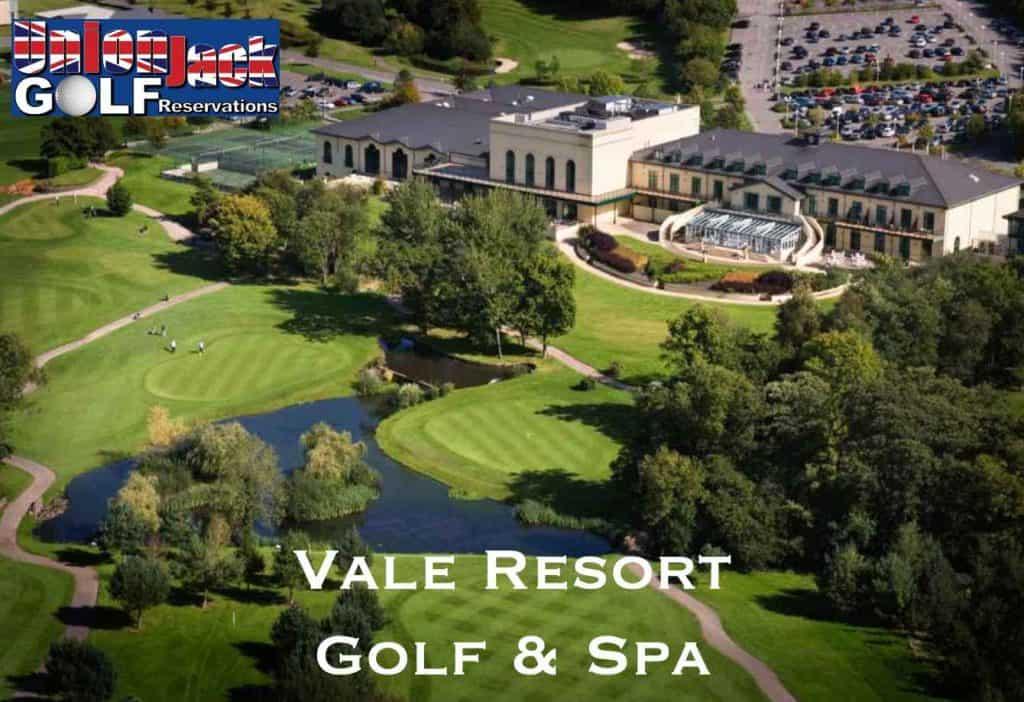 Vale Resort Golf Breaks Union Jack Golf Main