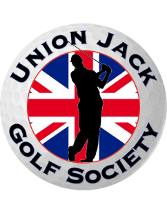 Union Jack Golf Society Benidorm Logo