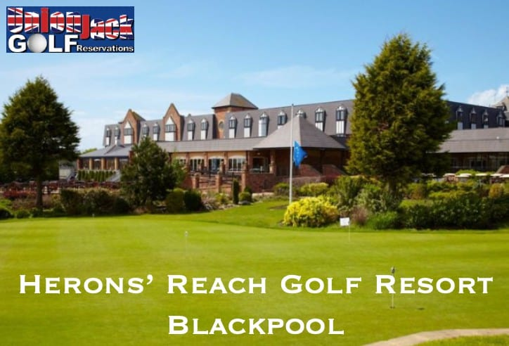 Herons Reach Blackpool Union Jack Golf Main